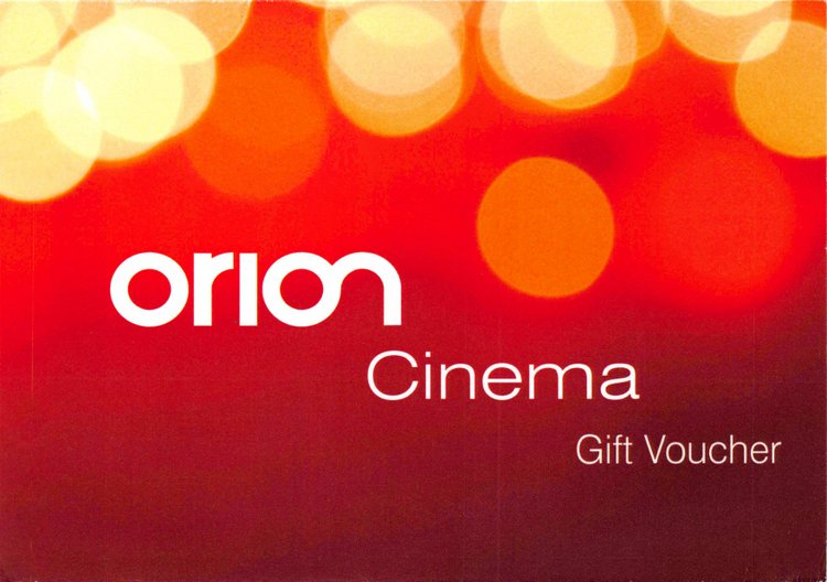 Orion Gift Voucher