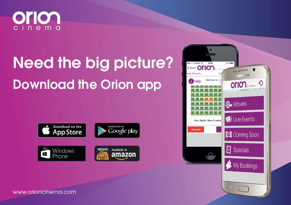 Orion Cinema App